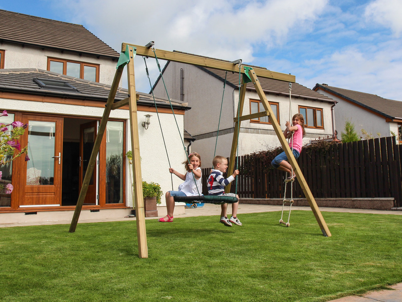 Children S Garden Play Equipment